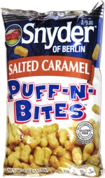 Snyder of Berlin Salted Caramel Puff-N-Bites