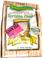 Snyder of Berlin Naturally Good Authentic Mexican Style Tortilla Chips Traditional