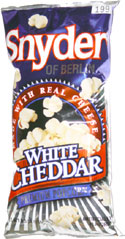 Snyder of Berlin White Cheddar Premium Popcorn