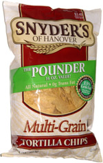 Snyder's of Hanover Multi-Grain Tortilla Chips