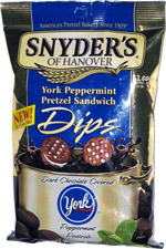 Snyder's of Hanover York Peppermint Pretzel Sandwich Dips