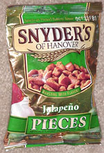 Snyder's of Hanover Jalapeño Pieces