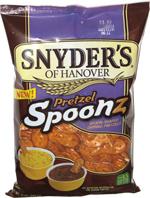 Snyder's of Hanover Pretzel Spoonz