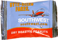 Southwest Airlines Dry Roasted Peanuts