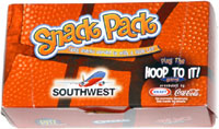 Southwest Airlines Snack Pack