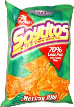 Soyitos Soy & Corn Snacks Mexican BBQ