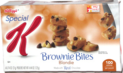 Special K Brownie Bites Blondie