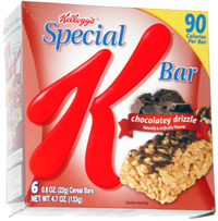 Special K Bar Chocolatey Drizzle