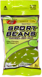 Sport Beans Energizing Jelly Beans Lemon Lime