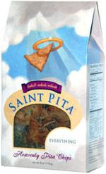 Saint Pita Everything Heavenly Pita Chips