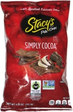Stacy's Pita Chips Simply Cocoa