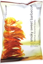 Starbucks Smoky Sweet Barbecue Kettle Potato Chips