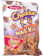 Stauffer's Cheddar Fetti Snack Mix