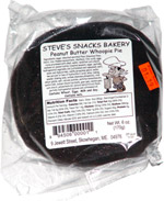 Steve's Snacks Bakery Peanut Butter Whoopie Pie