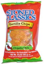 Stoned Classics Chipotle Chili Tortilla Chips