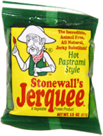 Stonewall's Jerquee Hot Pastrami Style