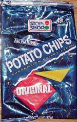 Stop & Shop Potato Chips
