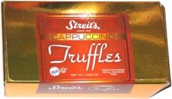 Streit's Cappuccino Truffles