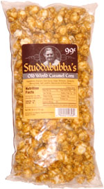 Studdabubbas Old World Caramel Corn