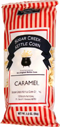 Sugar Creek Kettle Corn Caramel