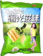 SunBites Biscuit-Seaweed Flavor