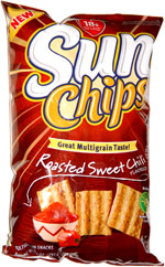Sun Chips Roasted Sweet Chili