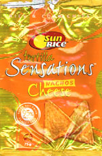 Sun Rice Tortilla Sensations Nacho Cheese