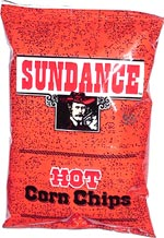 Sundance Hot Corn Chips