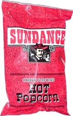 Sundance Cheese Flavored Hot Popcorn
