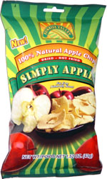 Sunrise Valley 100% Natural Apple Chips Simply Apples