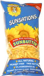 Ann Marie's Sunny Side Up Sunsations Sunbutter