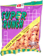 Super Crunch Pizza Rounds