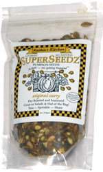 Kathie's Kitchen SuperSeedz Pumpkin Seeds Original Curry