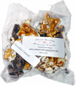 Sweet Nothings Popcorn Factory Gourmet Drizzle Popcorn Chocolate Caramel