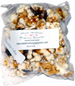 Sweet Nothings Popcorn Factory Gourmet Drizzle Popcorn Chocolate Toffee