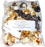 Sweet Nothings Popcorn Factory Gourmet Drizzle Popcorn Rocky Road