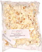 Sweet Nothings Popcorn Factory Gourmet Drizzle Popcorn White Cheddar