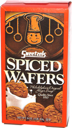 Sweetzels Spiced Wafers