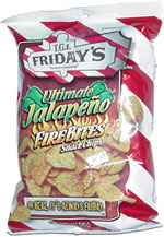 T.G.I. Friday's Ultimate Jalapeño Fire Bites Snack Chips