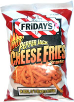 T.G.I. Friday's Hot Pepper Jack Cheese Fries