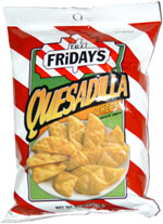 T.G.I. Friday's Quesadilla Cheese Snack Chips