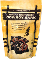 Trader Joe's Ruggedly Adventuresome Cowboy Bark