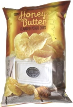 Trader Joe's Honey Butter Flavored Potato Chips