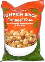 Trader Joe's Pumpkin Spice Caramel Corn