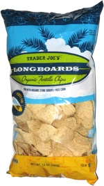Longboards Organic Tortilla Chips
