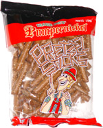 Trader Joe's Pumpernickel Pretzel Sticks