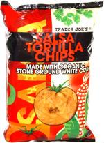 Trader Joe's Salsa Tortilla Chips