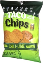 Taco Chips Chili-Lime