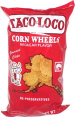 Taco Loco Corn Wheels