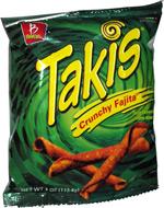 Takis Crunchy Fajita